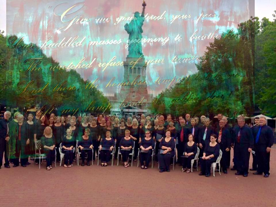 IMG Chorus Statue of Liberty